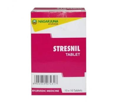 СТРЕСНИЛ -АНТИТСТРЕСС / Stresnil Tablet, Nagarjuna, 100 таб.