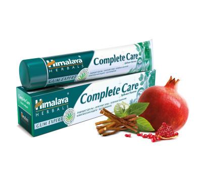 ЗУБНАЯ ПАСТА КОМПЛЕКСНАЯ (Complete Care) Himalaya Herbals