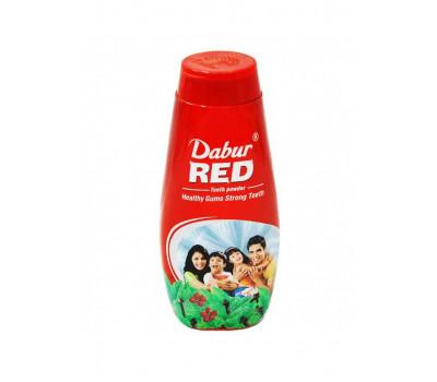 РЕД зубной порошок (Red Tooth Powder) Dabur, 60г