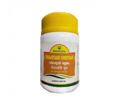 Видарьяди гхритам Vidaaryaadi Ghrutham Nagarjuna 100 гр- питательный тоник для сердца