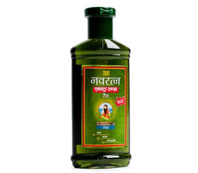 Охлаждающее масло НАВРАТНА  для массажа /Navratna Extra Thanda oil, Himani, 100 мл