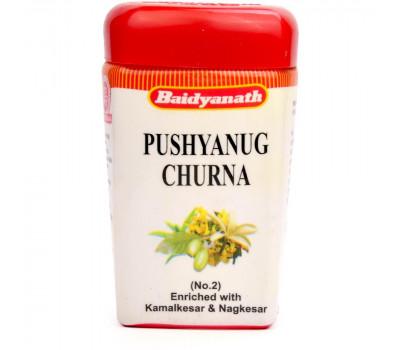 ПУШЬЯНУГ ЧУРНА (Pushyanug Churna) Baidyanath, 100 г.