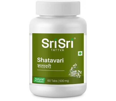 Шатавари (Shatavari) Sri Sri Aurveda/Tattva, 60таб