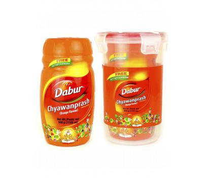 Чаванпраш апельсин (Chyawanprash Orange) Dabur, 500 гр