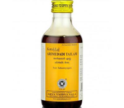 Масло Аримедади Тайлам- для лечения десен и зубов, Arimedadi Tailam,Kottakkal, 200 мл