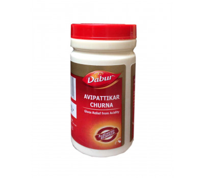 АВИПАТИКАР ЧУРНА (Avipattikar Churna) Dabur, 60 гр