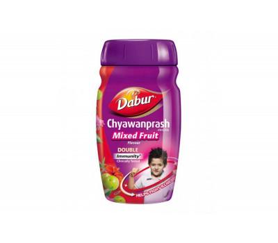 ЧАВАНПРАШ ФРУКТОВЫЙ МИКС (Chyawanprash Mixed Fruit) Dabur, 500г
