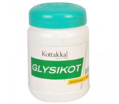 Глисикот в гранулах Glysikot granule Kottakkal 150 гр