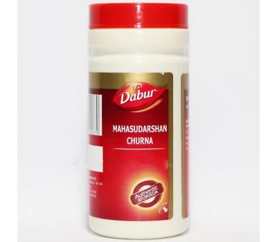 Махасударшан чурна паудер (Mahasudarshan Churna Powder) Dabur 60г