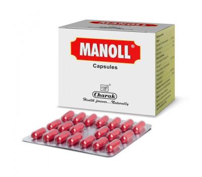 Манол Чарак Manoll Charak 20 капсул