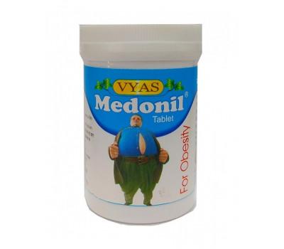 Медонил - для похудения /Medonil tab, Vyas, 100 табл.
