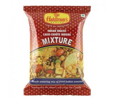 Миксче- индийская закуска /Mixture Haldiram's, 150 гр.