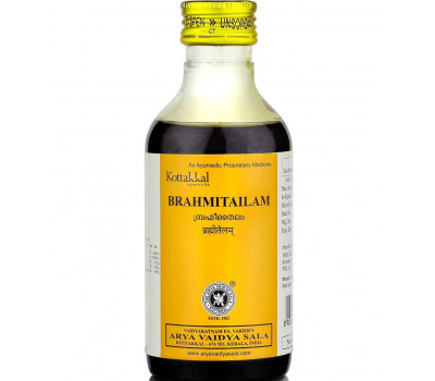 Масло Брами Brahmi Tailam Kottakkal 200 мл