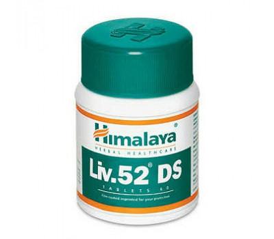ЛИВ 52 ДС (Liv.52 DS) Himalaya, 60 таб.