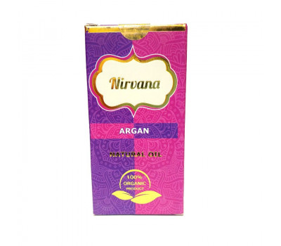 Масло Аргана Нирвана, Argan Natural Oil Nirvana, 30 мл