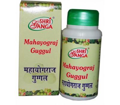 Махайогарадж гуггул (Mahayograj Guggul) Shri Ganga, 100 г