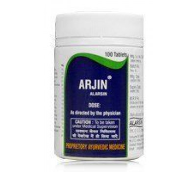 Арджин Аларсин для сердца и сосудов, Arjin Alarsin, 100 таб