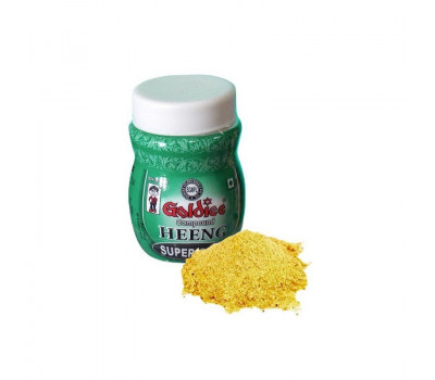 Хинг Асафетида Голди, Compound Heeng Super Gold Goldiee, 15 гр