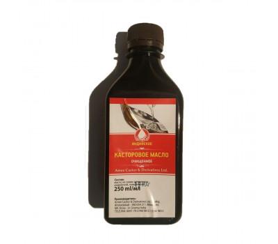 Касторовое масло, Castor Oil Amee Castor & Derivatives Ltd., 250мл