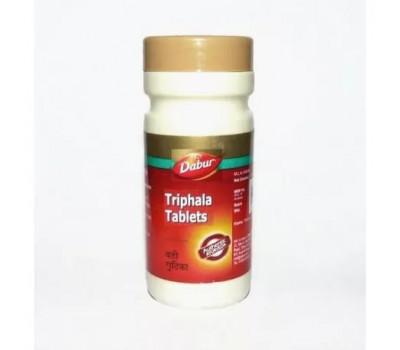 ТРИФАЛА в таблетках (Triphala) Dabur, 60 таб.