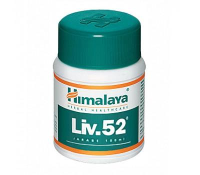Лив 52 (Liv.52) Himalaya, 100 таб.