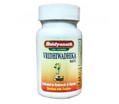 Вридхивадхика бати (Vridhiwadhika Bati) Baidyanath, 80 таб.