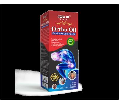 Массажное Масло Ортхо Ойл Индус Хербалс, Ortho Oil Indus Herbals, 100мл