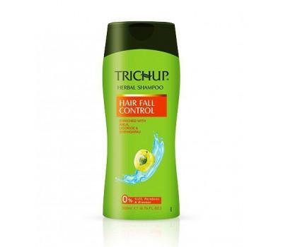 Шампунь Тричуп против выпадения волос, Trichup Hair Fall Control, 200мл