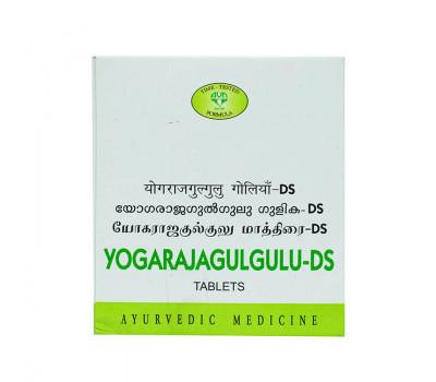 Йогарадж гуггулу ДС АВН- опорно-двигательная система, Yogaraja Gulgulu DS AVN, 100 таб