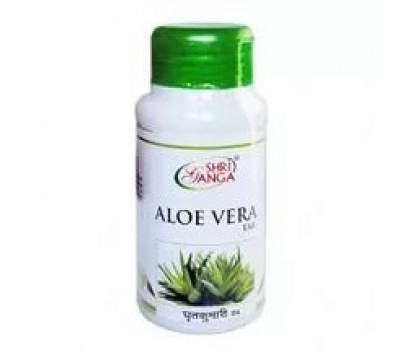 АЛОЕ ВЕРА (Aloe Vera) Shri Ganga 60 таблеток