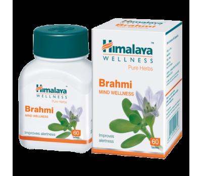 Брами (Brahmi) Himalaya, 60 таб.