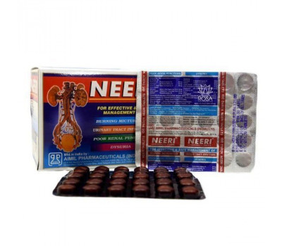 Нири АИМИЛ- для мочеполовой системы, Neeri AIMIL, 30 таб.