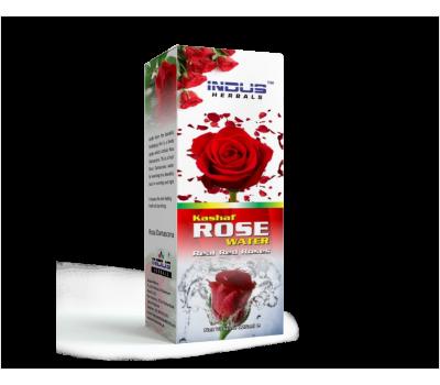 Розовая водаиз дамасских роз Спрей Индус Хербалс, Kashaf Rose Water Indus Herbals, 125мл