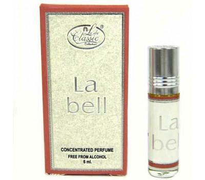 Масляные арабские духи Ла Бель Ла Де Классик, Concentrated Perfume La Bell La de Classic, 6 мл