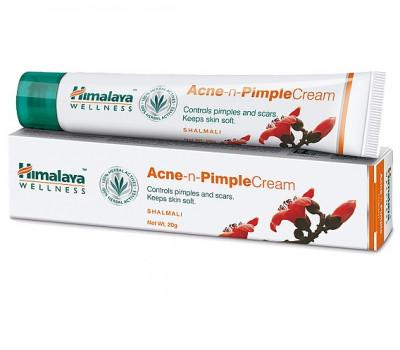 Крем для проблемной кожи (Acne-n-Pimple Cream) Himalaya, 20г