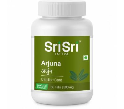 Арджуна (Arjuna) Sri Sri Ayurveda/Tattva, 60таб