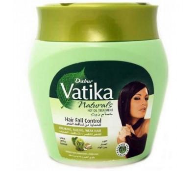 МАСКА для волос Контроль выпадения, Dabur Vatika, 500г