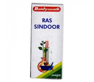 РАС СИНДУР (Sindoor Ras) Baidyanath, 2,5 г