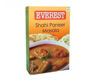 Приправа для сыра Шахи Панир Эверест, Shahi Paneer Masala Everest, 100 гр