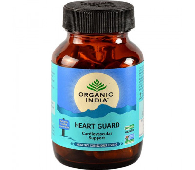 Харт Гуард Органик Индия, Heart Guard Organic India, 60 кап
