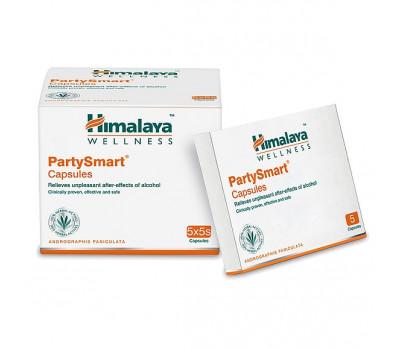 Пати смарт (Party Smart) Himalaya, 5 капс.