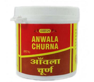 Анвала (Амла) Чурна- тоник, антиоксидант /Anwala Churna Vyas, 100гр.