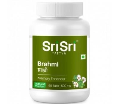 Брахми (Brahmi), Sri Sri Ayurved/Tattva, 60таб