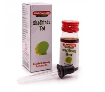 Шадбинду тел (Shadbindu Tail) Baidyanath, 25 мл