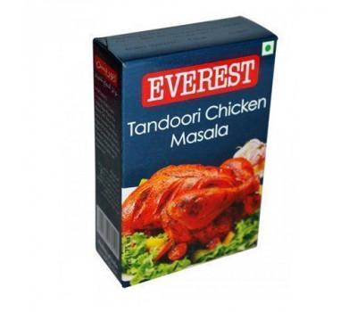 Смесь специй для курицы тандури Эверест,Tandoori Chicken Masala Everest, 100 гр