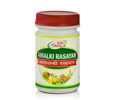 Амалаки Расаяна- антиоксидант, Amalki Rasayan Shri Ganga, 100 гр