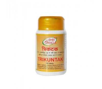 ТРИКУНТАК (Trikuntak) Shri Ganga 100 таблеток