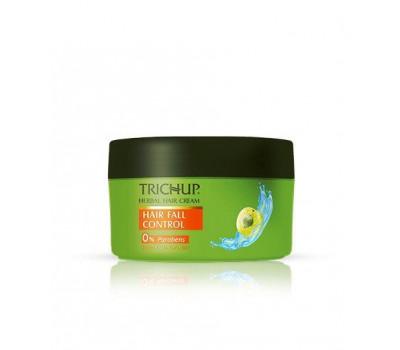 Крем для волос Тричуп против выпадения, Trichup Herbal Hair Cream Fall Control, 200мл