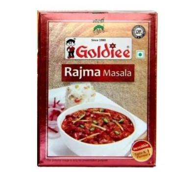 Смесь молотых специй Раджма для фасоли Голди, Rajma Masala Goldiee, 50гр