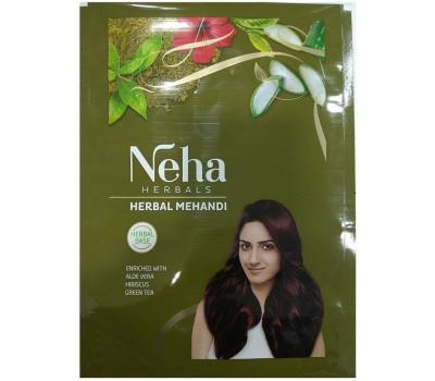 Хна для волос натуральная (Heena powder Natural) Neha 20г